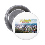 ASHEVILLE, NORTH CAROLINA Beer City USA Buttons