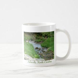 Asheville, North Carolina Coffee Mugs