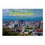 ASHEVILLE, NORTH CAROLINA POST CARDS