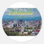 ASHEVILLE, NORTH CAROLINA STICKERS