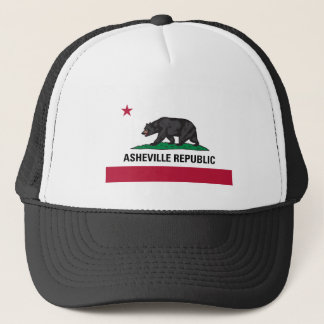 Asheville Republic Trucker Hat