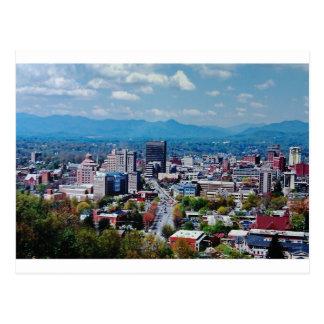 Asheville Tshirts Postcard