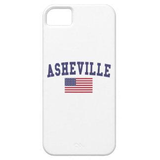 Asheville US Flag iPhone SE/5/5s Case