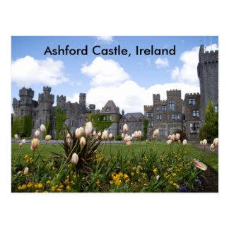 Ashford Castle, Ireland Postcard