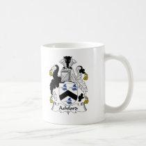 Ashford Family Crest Mug