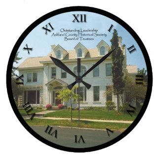 Ashland County Historical Society Clock - Trustee
