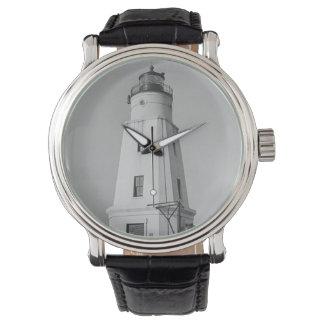 Ashland Harbor Breakwater Lighthouse Watches