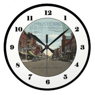 Ashland, reloj de la postal de Ohio - St principal