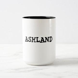 ashland Two-Tone coffee mug