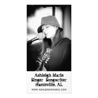 Ashleigh Marie Photo Cards