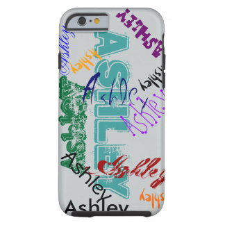 Ashley Case iPhone Name Case