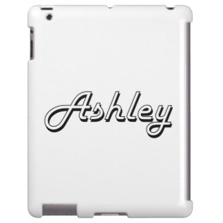 Ashley Classic Retro Name Design