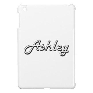Ashley Classic Retro Name Design iPad Mini Covers