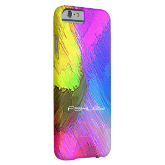 Ashley Colorful iPhone cover