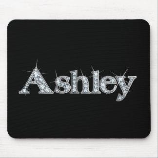 """Ashley """"diamante Bling"""" Mousepad Alfombrillas De Ratón"""
