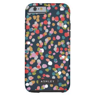 Ashley Dots Tough iPhone 6 Case