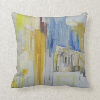Ashley Ellen Goetz Painting Throw Pillow