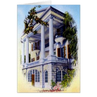 Ashley Hall School in Charleston South Carolina Card