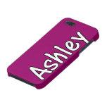 Ashley iPhone 5 Case