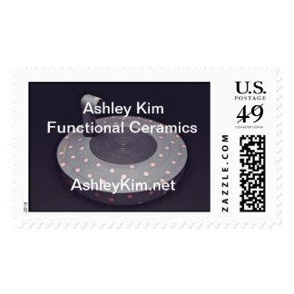Ashley Kim Functional CeramicsAshleyKim.net Postage