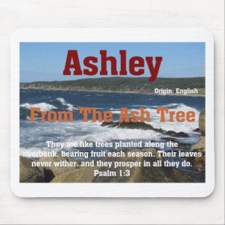 Ashley Mouse Pad