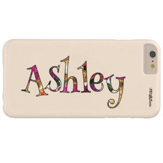 Ashley's Colorful Fun Cell Phone Case for