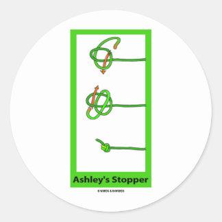 Ashley s Stopper Knot Sticker