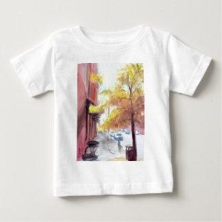 Ashley St., Ann Arbor, Michigan Baby T-Shirt
