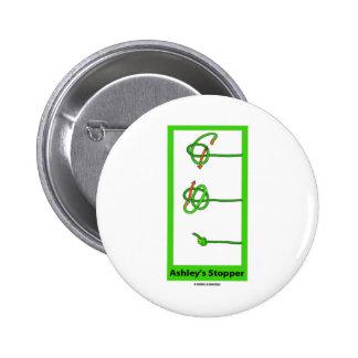 Ashley's Stopper (Knot) Button