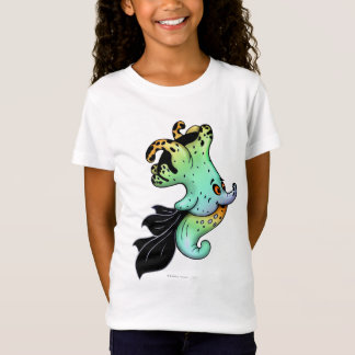 ASHLOT CUTE MONSTER ALIEN  Bella+Canvas T-Shirt