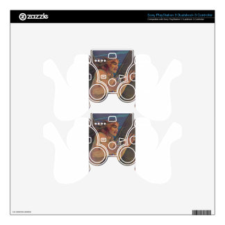 Ashmedai and King Solomon PS3 Controller Decals
