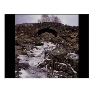 Ashness Bridge, Keswick, Lake District, England Postcards