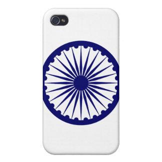 Ashoka's Dharma Chakra iPhone 4/4S Covers