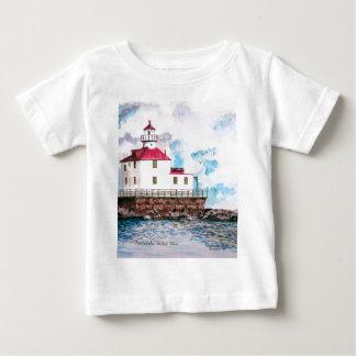 Ashtabula lighthouse 1995 baby T-Shirt