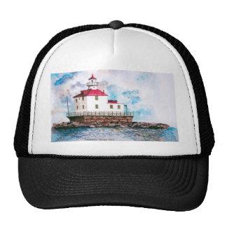 Ashtabula lighthouse 1995 mesh hats