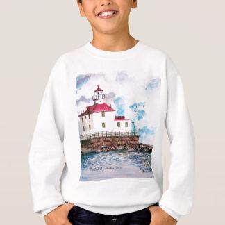 Ashtabula lighthouse 1995 sweatshirt