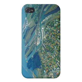 Ashtabula Port iPhone 4/4S Case