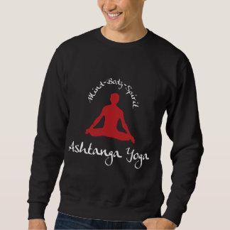 Ashtanga Yoga Black T-Shirt