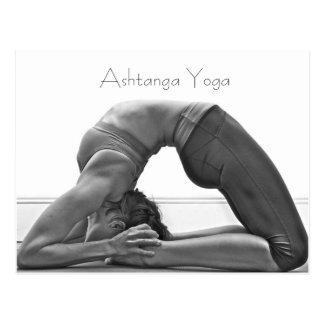 Ashtanga Yoga Post Cards