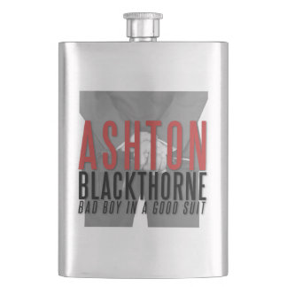 Ashton Blackthorne Flask