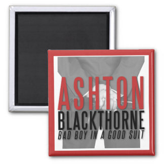 """Ashton Blackthorne is """"Attracted"""" to You Magnet! Magnet"""