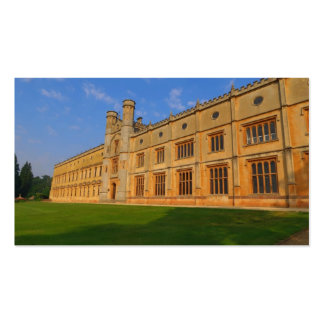 ASHTON COURT MANSION HOUSE,BRISTOL,UK Double-Sided STANDARD BUSINESS CARDS (Pack OF 100)