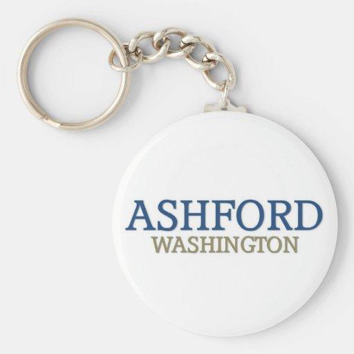 Ashton Washington Llavero Redondo Tipo Pin