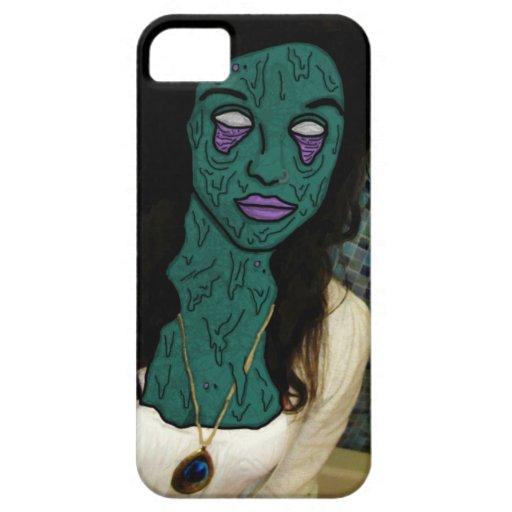ashtyn del zombi iPhone 5 protectores