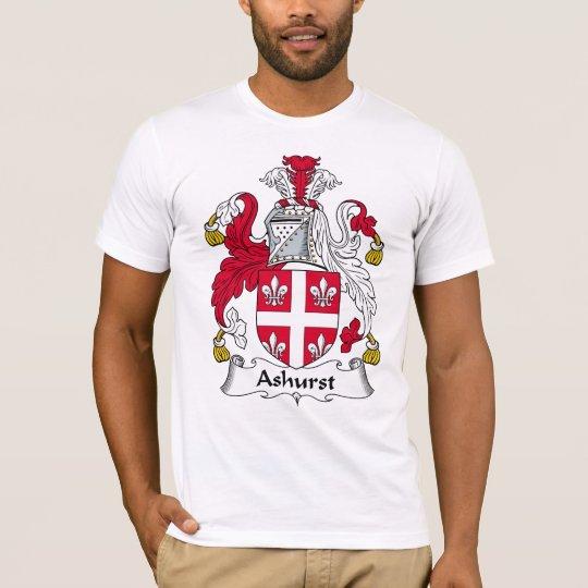 Ashurst Family Crest T-Shirt