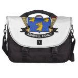 Ashwell Family Crest Bag For Laptop