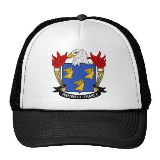 Ashwell Family Crest Mesh Hat