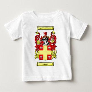 Ashworth Coat of Arms Baby T-Shirt