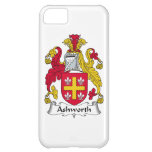 Ashworth Family Crest iPhone 5C Cases