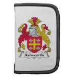 Ashworth Family Crest Planners